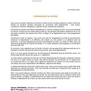 Comité interministériel de la transformation publique