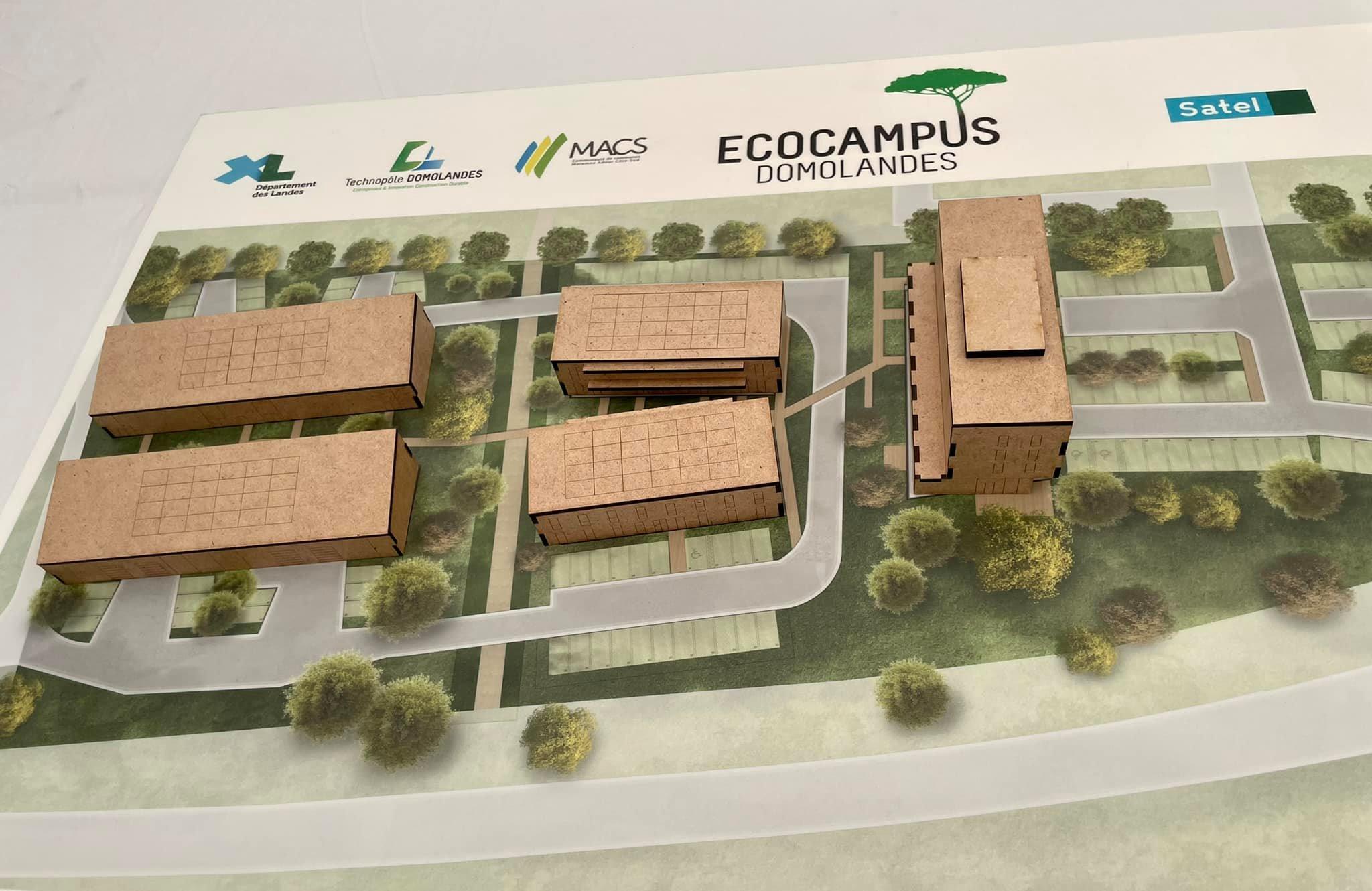 """Featured image for """"Sur le terrain I Écocampus Domolandes"""""""