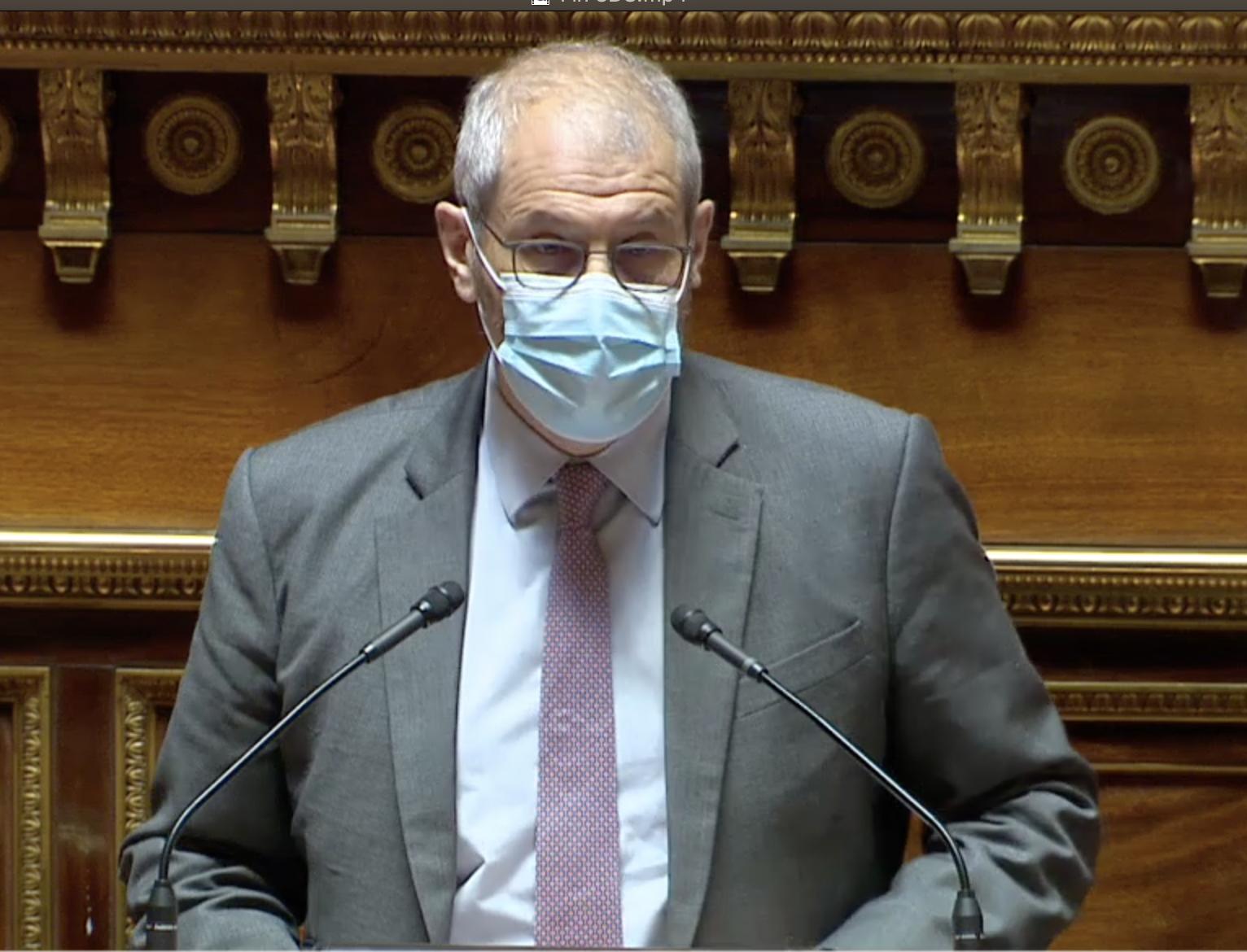 """Featured image for """"Projet de loi 3DS I Un texte mal né, achevé par la majorité sénatoriale"""""""