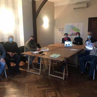 Rencontre avec l'intersyndicale de l'énergie Sud Aquitaine